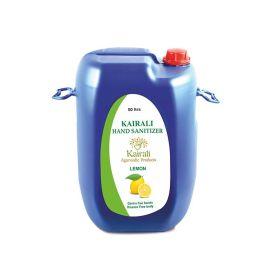 Kairali Hand Sanitizer Basil Liquid - 50 Ltrs