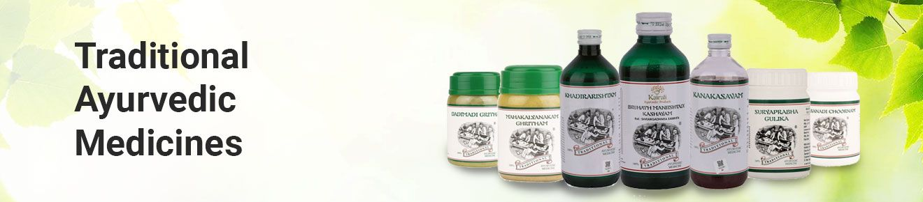 Traditional Ayurvedic Range